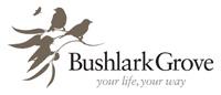 Bushlark Grove logo
