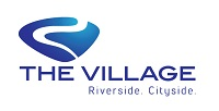 the village blue logo