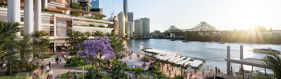 Dexus Waterfront Brisbane